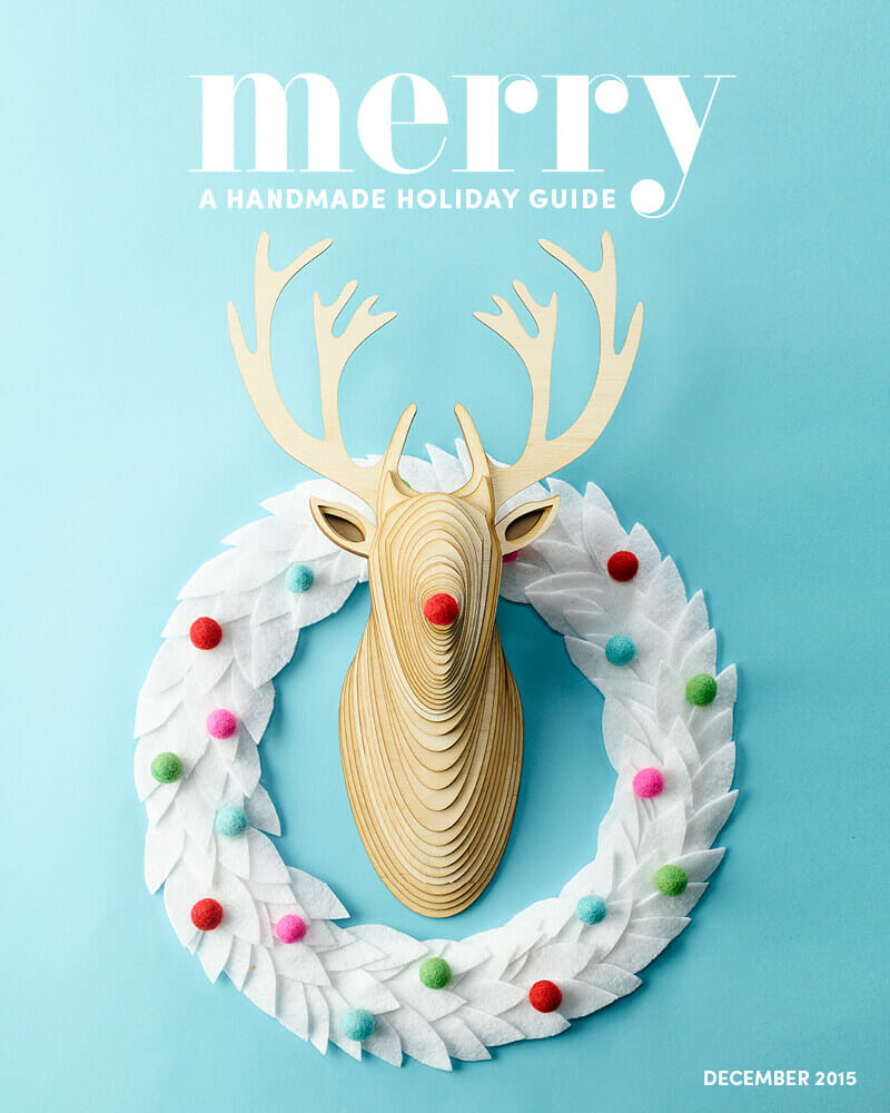 merry mag holiday 2015 cover