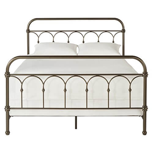 40 Inexpensive Farmhouse Style Wrought Iron Beds