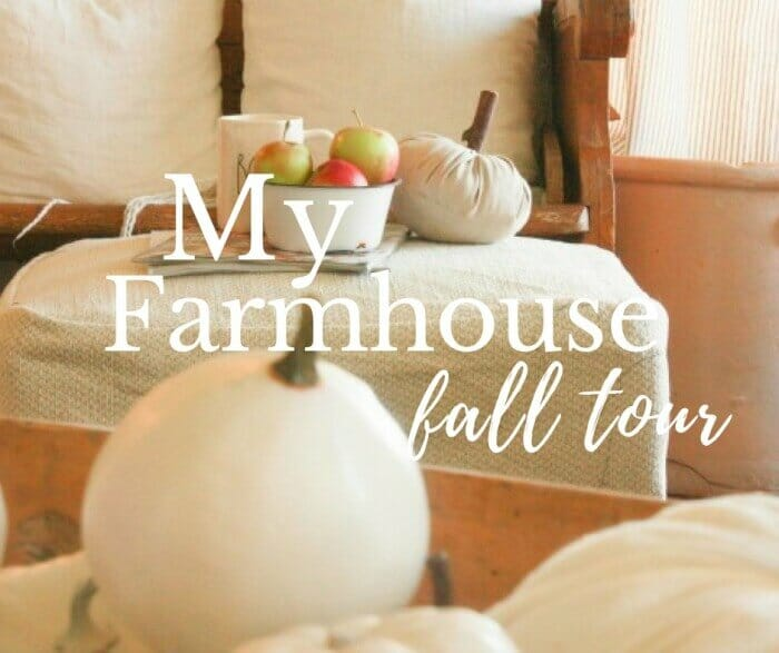 My Farmhouse Fall Home Tour