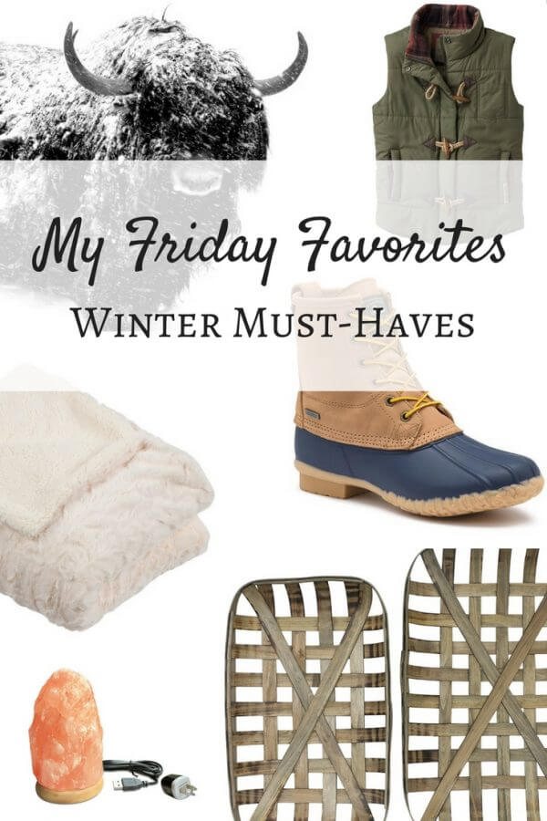 Are the winter doldrums getting to you?  Why not treat yourself with one of my favorite winter must-haves!