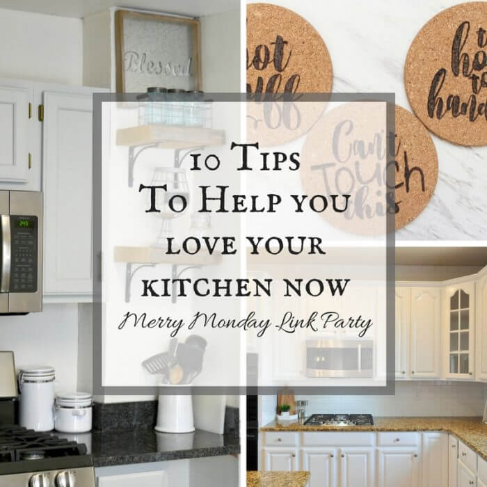 13 kitchen decor ideas that will help you love your kitchen now!