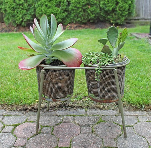 13 summer inspired outdoor planter ideas. Beautify your outdoor space with these awesome planter ideas. You have to see 8!