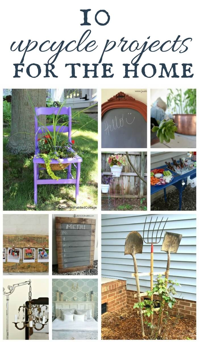 10 Upcycle Projects To Do In Your Home Today