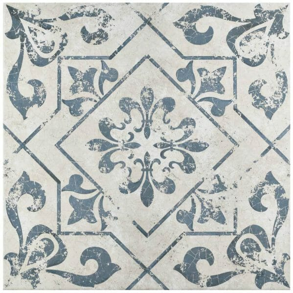 What a great collection of farmhouse style floor tiles! check out the awesome neutrals, mosaics, and painted ceramic floor tiles!