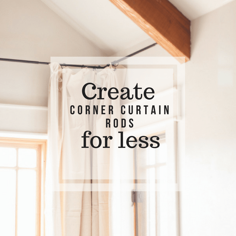 How to Hang Curtains For Less with These Easy Tips!