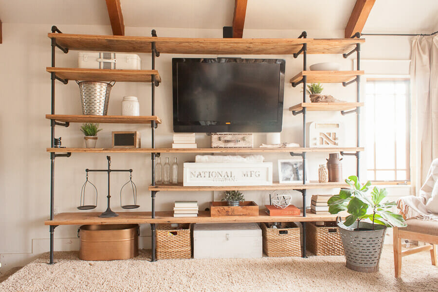 Ugly media electronics can really ruin the whole look of a room. Use these tips to hide ugly electronics in the home.