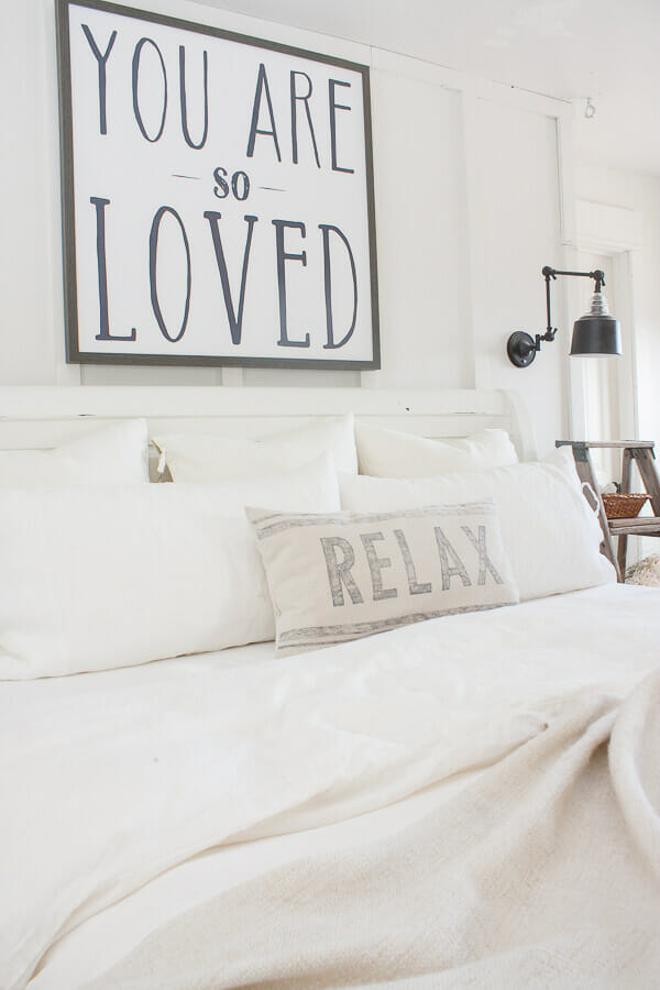 How to keep your bed pillows looking like new with this simple step!