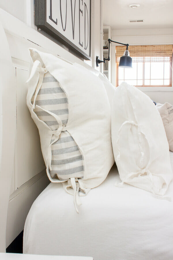 One simple step can guarantee perfect pillows forever!