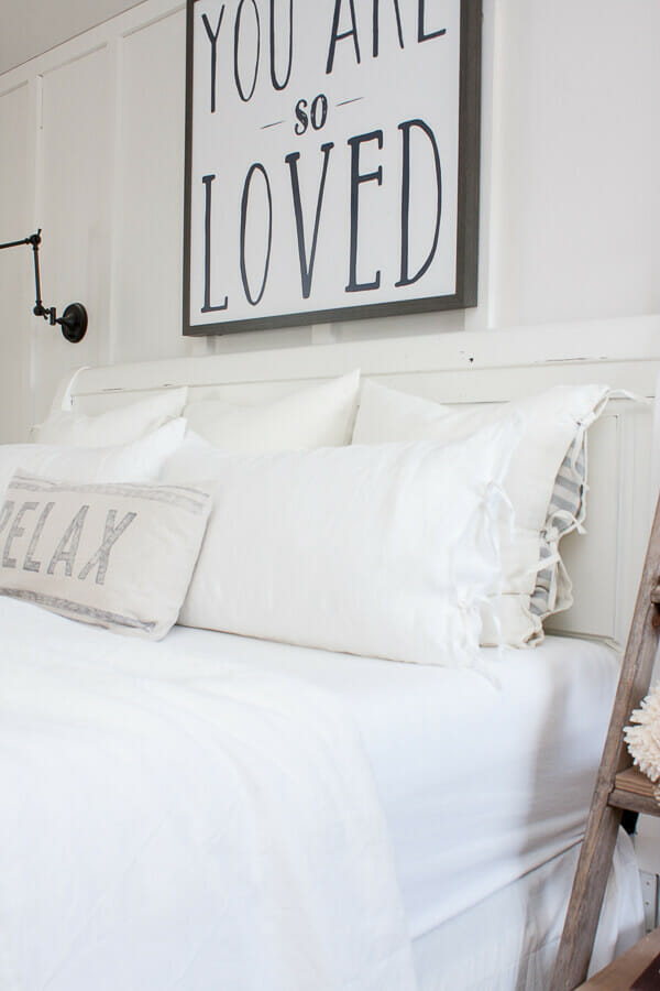 Keep your bed pillows looking like new with this one simple step!