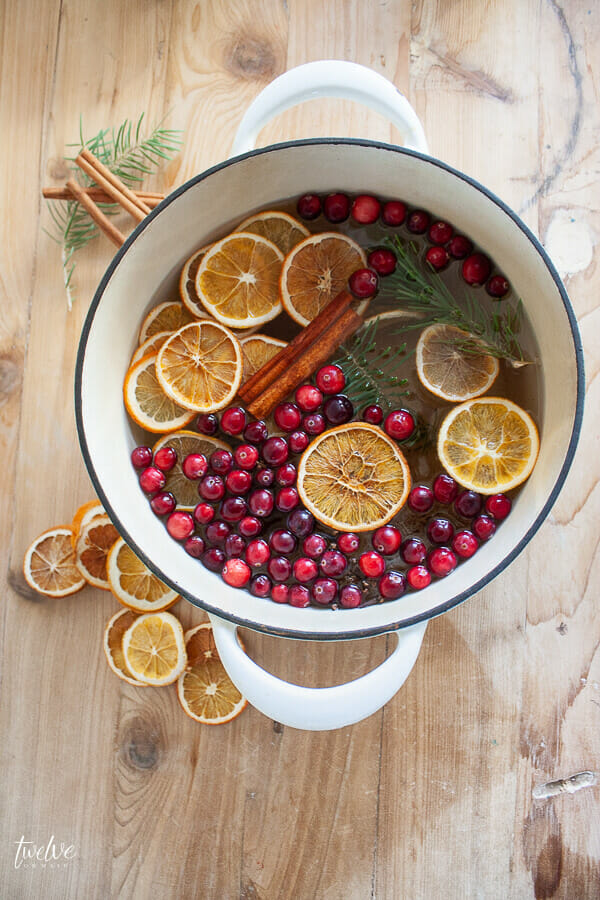 Its so much easier than you think and you can give this Christmas stovetop potpourri to your friends and family!