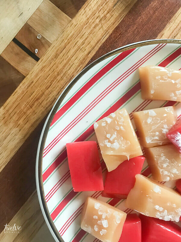 These cinnamon caramels are to die for! Get the recipe now and make 3 different kinds of soft caramels!