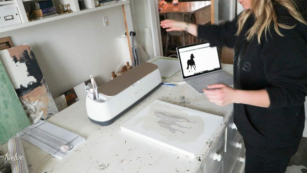 How to create projects with the new Cricut Maker, plus a full review of the machine