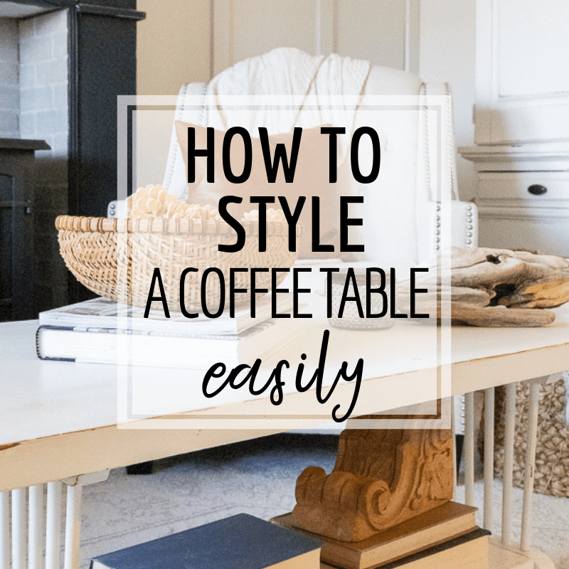 5 Elements to Decorate A Coffee Table Like A Pro
