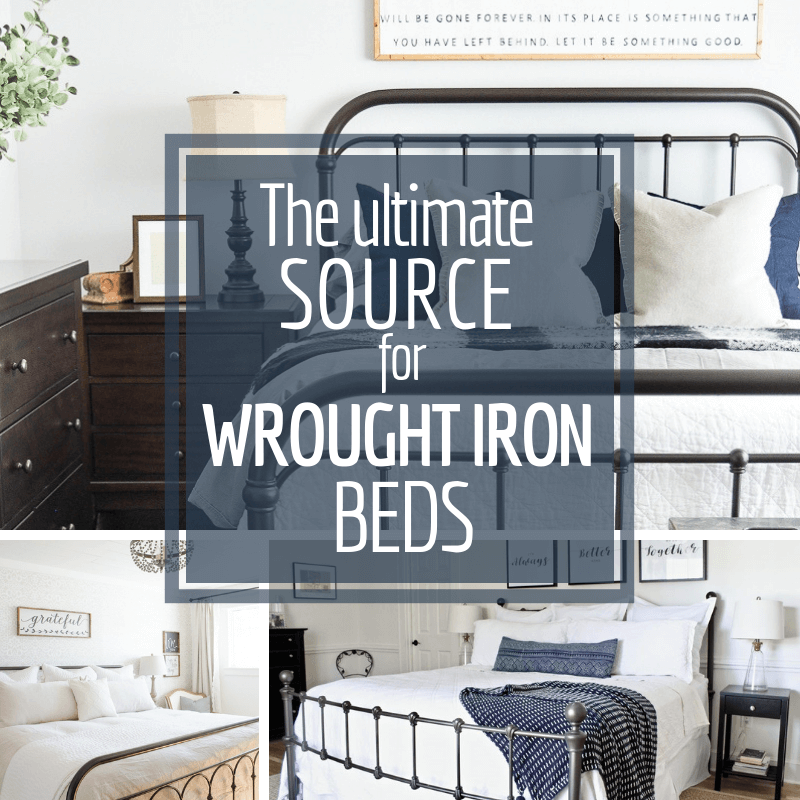 Wrought Iron Beds You Can Crush On All Day