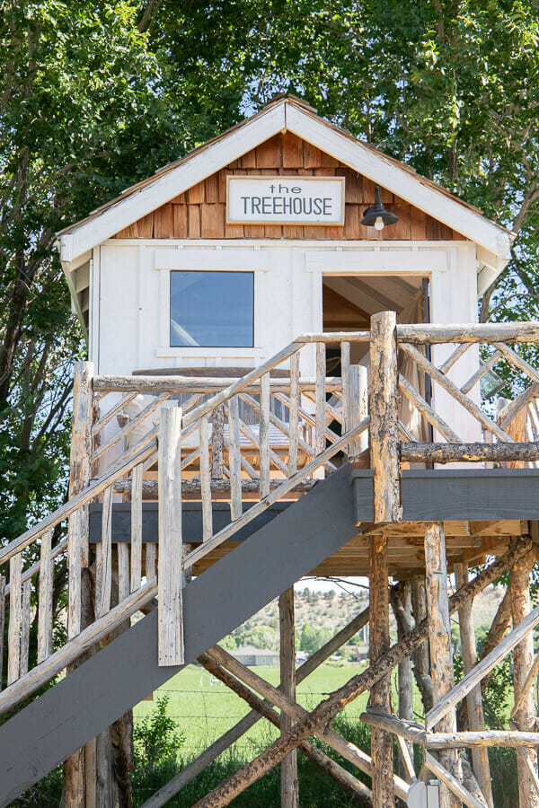 Treehouse design for kids and adults