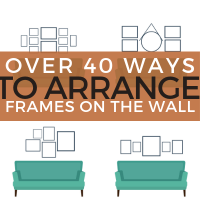 Over 40 Different Gallery Wall Ideas to Help You Decorate Right