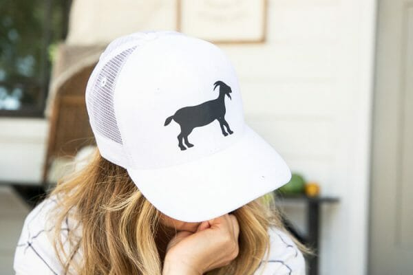 How to make custom hats, shoes and more with the new Cricut Easy Press Mini! Its the most adorable and useful tool!