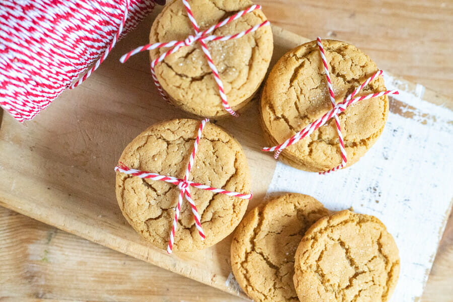 Want a soft and chewy ginger cookies recipe? Check out these amazing Christmas cookies!