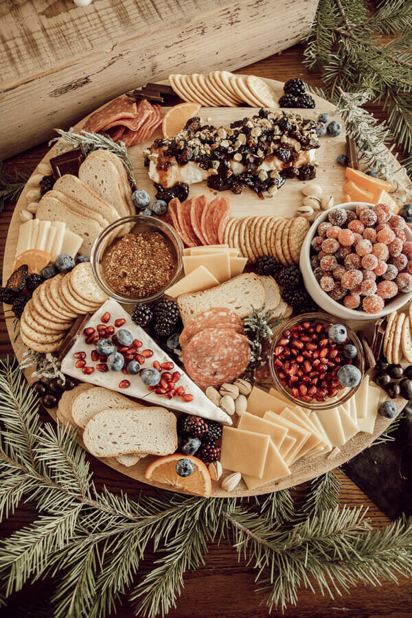 Great Ideas for a Charcuterie Board for the Holidays