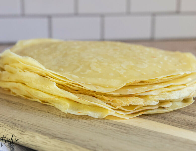 How to make amazing sourdough crepes 2 different ways! These are both convenient and simple ways to make your own sourdough crepes that are flavorful and good for you! Choose which recipe works for you!