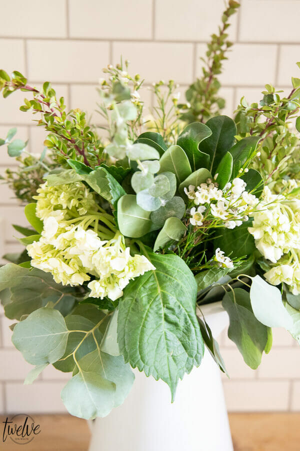 How to make a grocery store flower bouquet look amazing!