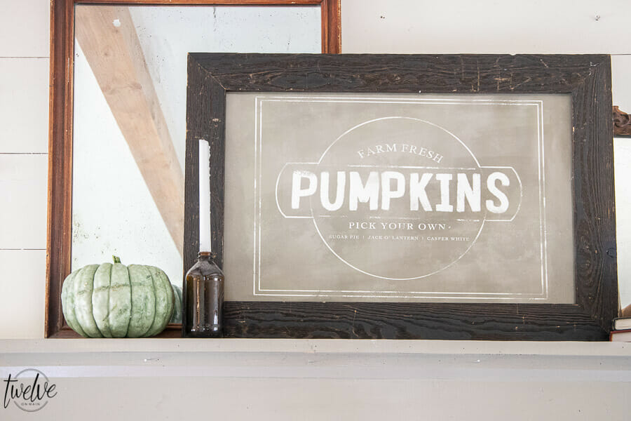 Get this super cute fall pumpkin printable for FREE! Click here to see how to get this adorable pumpkin patch printable and more!